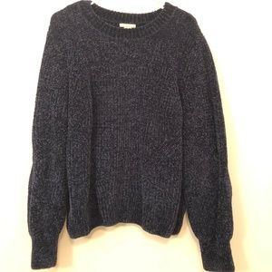 H&M Soft, Thick Navy Blue Sweater